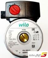 پمپ تاچی Wilo ویلو۸۲W سوکتی برای تیپ B-C-D تاچی با پشتی کامل